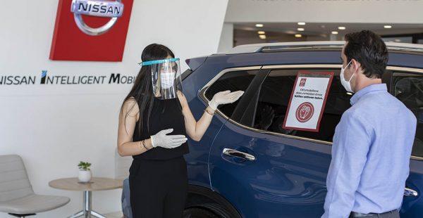 """Nissan Türkiye'den bayi ve servislerine """"Hijyen Sertifikasyon"""" programı"""