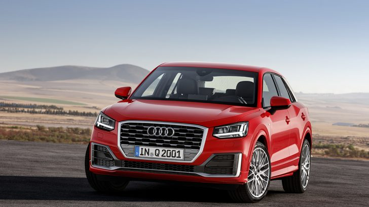 Audi Q2'lerde faiz fırsatı