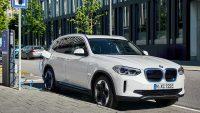 BMW'nin tamamen elektrikli İlk ''X'' modeli Yeni BMW iX3 yollara çıkmaya hazır