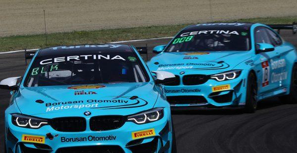 Borusan Otomotiv Motorsport'tan çifte zafer