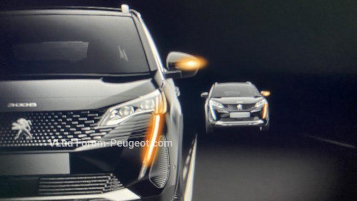 Peugeot 3008 ve 5008 makyajlanıyor mu?
