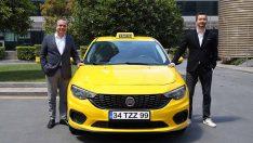 BiTaksi ve Fiat'tan koronavirüsle mücadelede örnek iş birliği