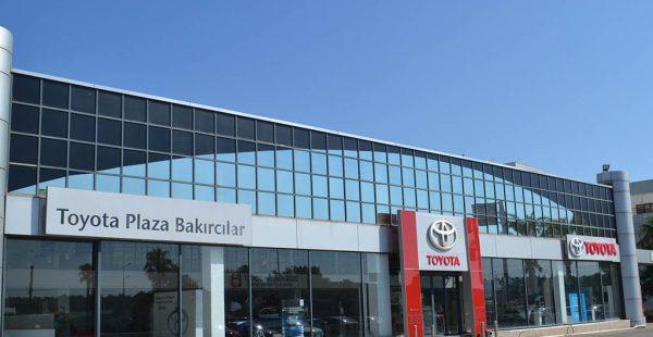 Toyota Plaza Bakırcılar bir kez daha Avrupa'nın en iyisi