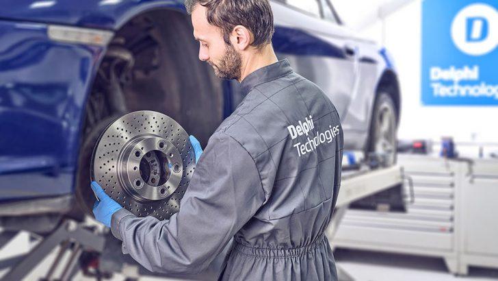 Delphi Technologies, fren programını genişletiyor!