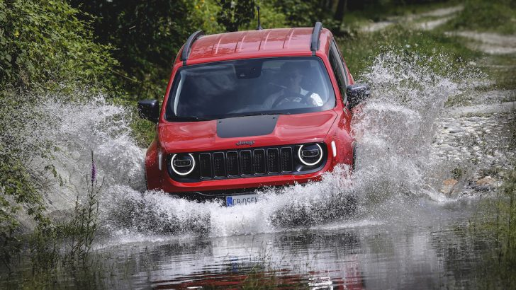 En iyi Kompkat SUV ünvanı Jeep'e gitti