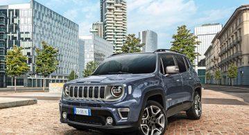 """Jeep Compass ve Renegade'de """"Şimdi Al 2021'de Öde"""" kampanyası"""