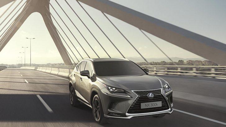 "Lexus NX SUV ""En İyi Hibrit Otomobil"" seçildi"