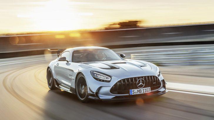 Mercedes-AMG GT Black Series tanıtıldı