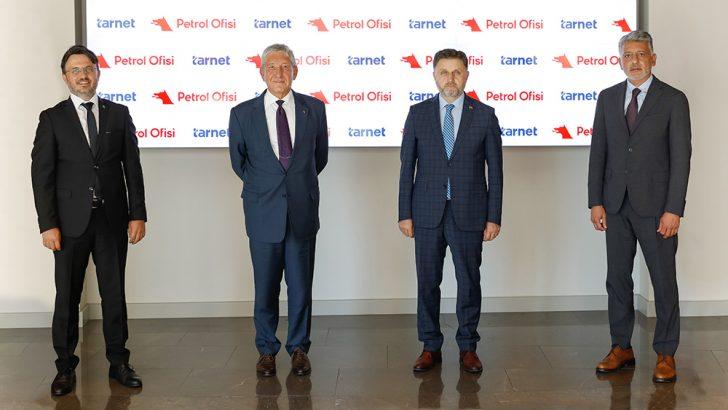 Petrol Ofisi ve Tarnet işbirliği