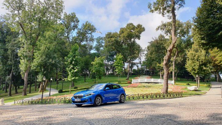 BMW 1 Serisi Artık daha vahşi bakıyor
