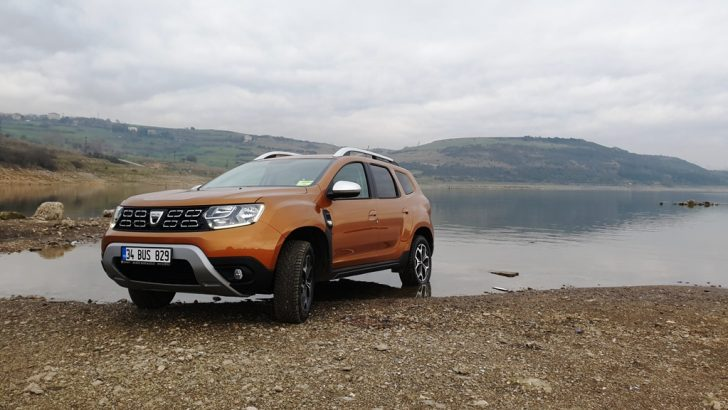 Dacia Duster En cazip 4×4