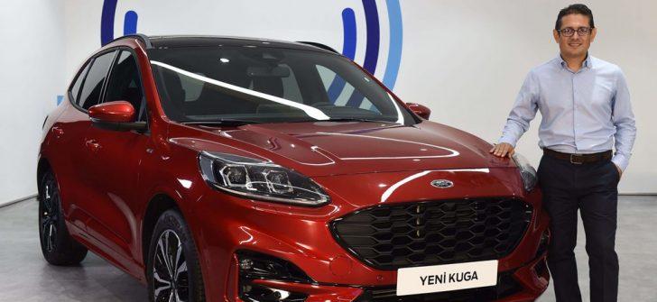 Geleceğin SUV'si Yeni Ford Kuga'da bir arada