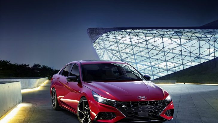 Sportif Bir Sedan; Hyundai Yeni Elantra N Line