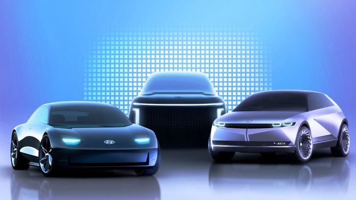 Hyundai'den Yeni Bir Marka Daha: IONIQ