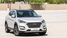 Hyundai Tucson yeni donanım seçeneği ile satışta