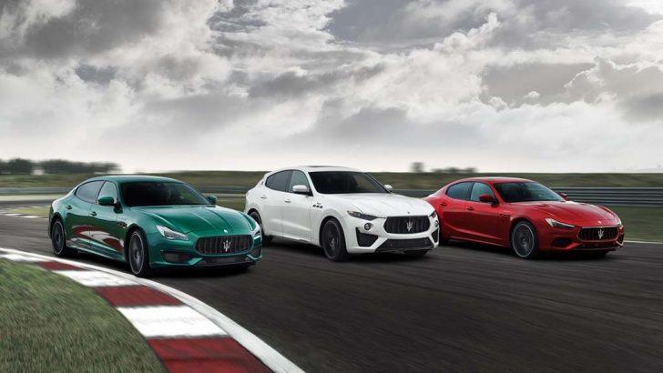 Maserati'nin en hızlı sedanları tanıtıldı