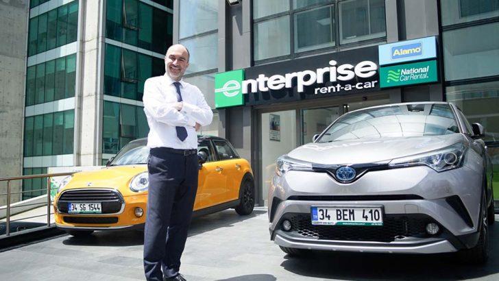 Enterprise pandemi dinlemedi, altı ayda 6 yeni ofis açtı