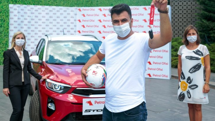Petrol Ofisi Sosyal Lig'de 2019-2020 sezonu şampiyonu KIA Stonic kazandı