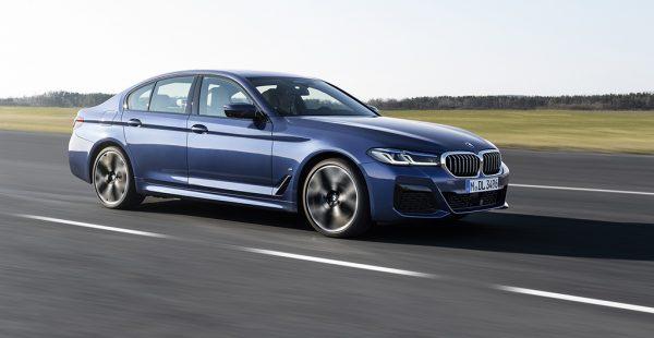 Yeni BMW 5 Serisi Ağustos'ta Türkiye Yollarında