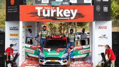 Castrol Ford Team Türkiye, Marmaris ayağını başarı ile tamamladı