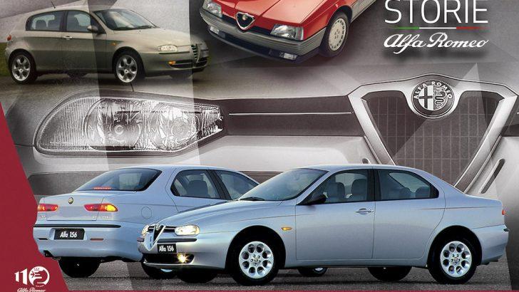 "Tasarım, sportiflik ve inovasyon:Alfa Romeo ""156"""