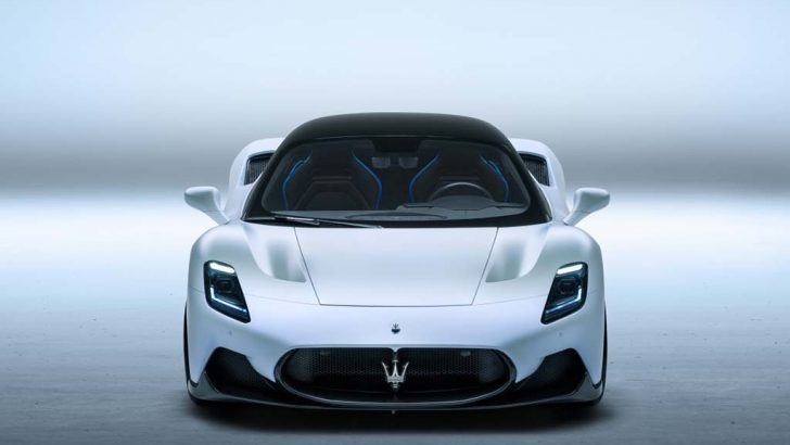 Yeni neslin süper spor otomobili Maserati MC20 tanıtıldı!