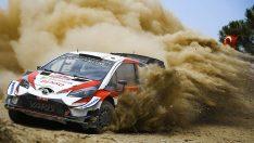 Toyota Gazoo Racing zorlu Türkiye Rallisi'ne hazır