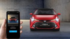 Toyota ve Yandex'in kazaları önleme projesi kaldığı yerden devam ediyor
