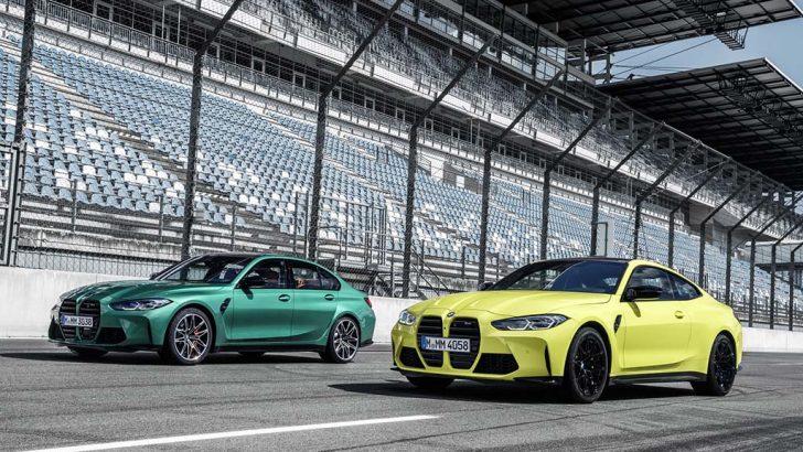 Yeni BMW M3 sedan ve M4 Coupe tanıtıldı