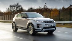 Yeni Range Rover Evoque artık hibrit