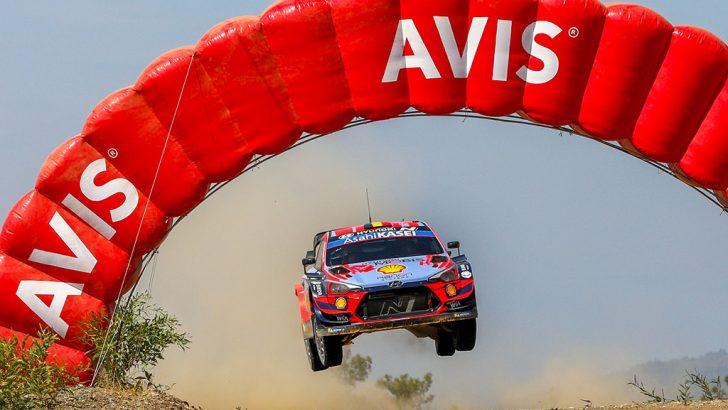 TOSFED WRC Türkiye Rallisi için beklemede