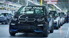 200 bininci BMW i3 kez banttan indi