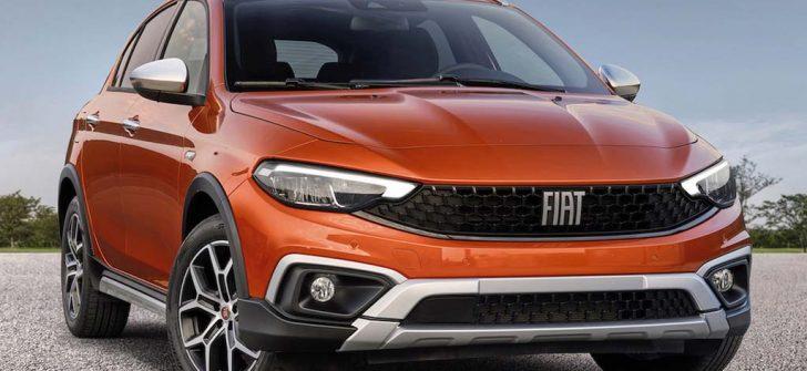 2020'nin lideri Fiat'tan beklenen Crossover!