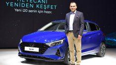 Yeni Hyundai i20 Türkiye'de