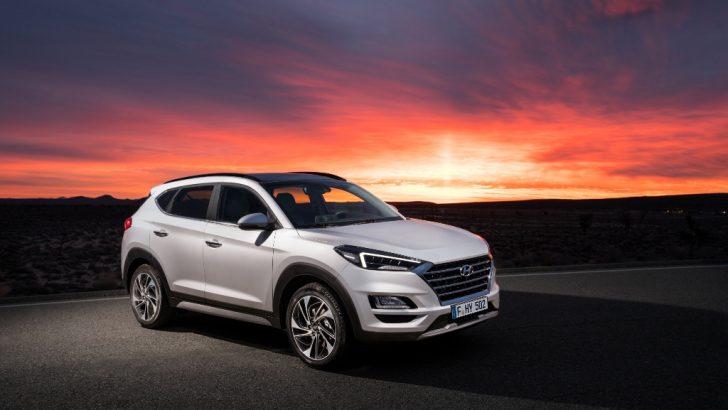 Hyundai Tucson Satış Performansını Artırmaya Devam Ediyor