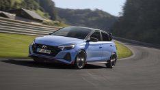 B segmentinde yüksek performans: Hyundai i20 N