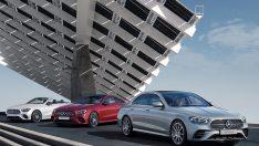 Mercedes-Benz E-Serisi ailesine yeni gövde seçenekleri eklendi