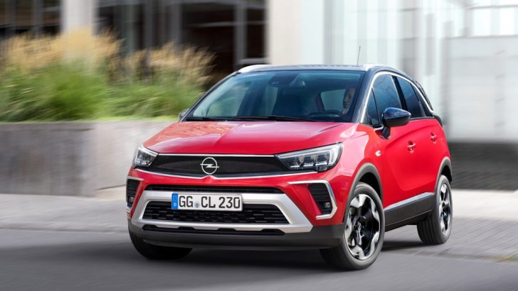 Yeni Opel Crossland karşınızda