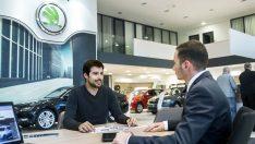 ŠKODA'dan araç bulma asistanı