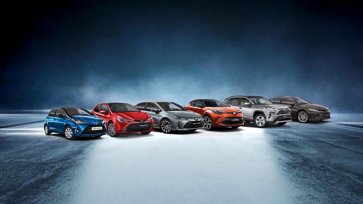 Toyota en düşük emisyona sahip marka