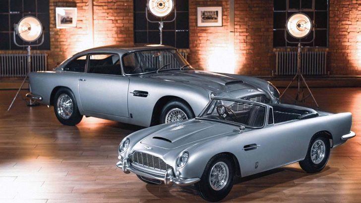 Nevzat Kaya: Aston Martin DB5 Junior Türkiye'ye geliyor!