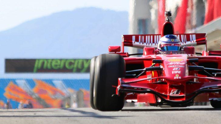 Formula 1'de İstiklal Marşımızı Murat Karahan Seslendirecek