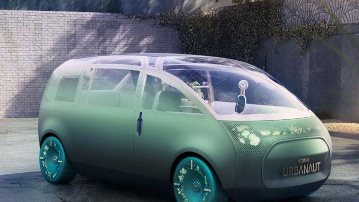 MINI Vision Urbanaut konsepti NEXTGen 2020'de sahne aldı