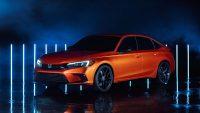 Yeni 2021 Honda Civic tüm detaylarıyla ortaya çıktı