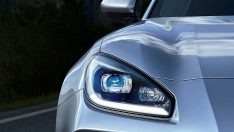 2022 Subaru BRZ yüzünü gösterdi