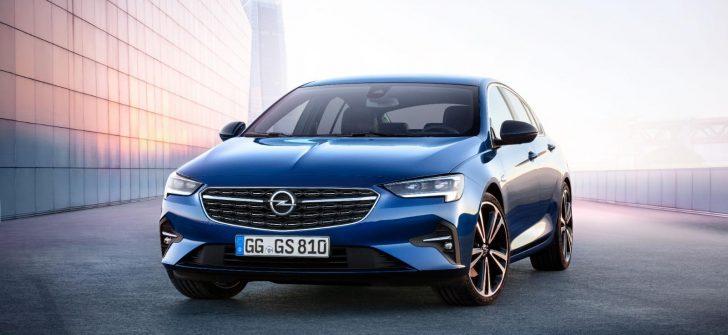 Yeni Opel Insignia, sınıfında tek IntelliLux LED® piksel farlarla parlıyor