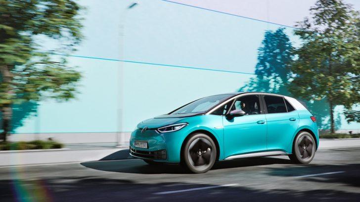 Continental  yüksek teknolojileri ile yeni Volkswagen ID.3 de güvenli sürüş