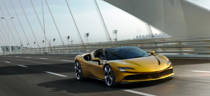 Ferrari SF90 Spider: Tüm Zamanların En Hızlı Üstü Açık Otomobili