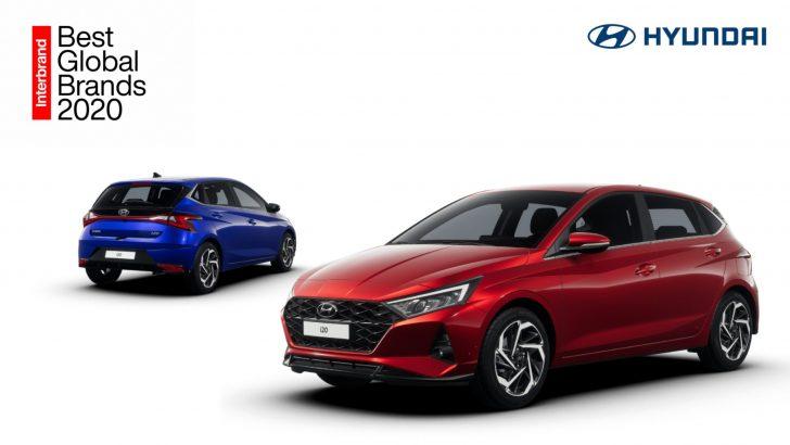Hyundai Interbrand Otomotiv Kategorisinde Top 5'e Yükseldi