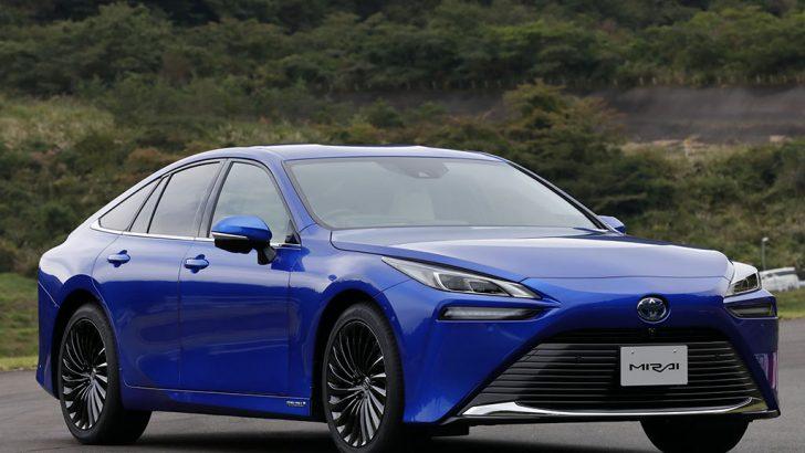 Hidrojen yakıtlı Toyota Mirai, ikinci nesliyle yollarda